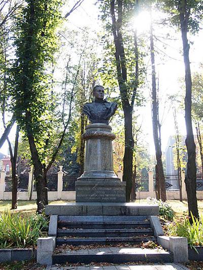 Monument Generaal-majoor V.P. Karun