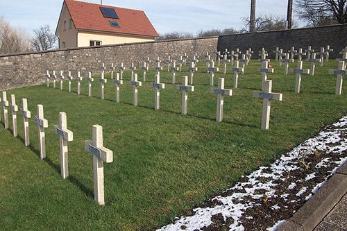 French War Graves Navanne