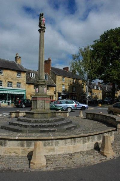 War Memorial Batsford and Moreton-in-Marsh