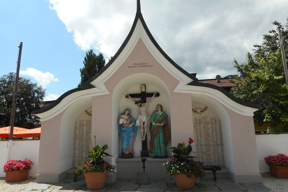 War Memorial Brixen Im Thale