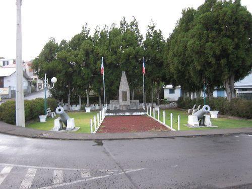 War Memorial Cilaos