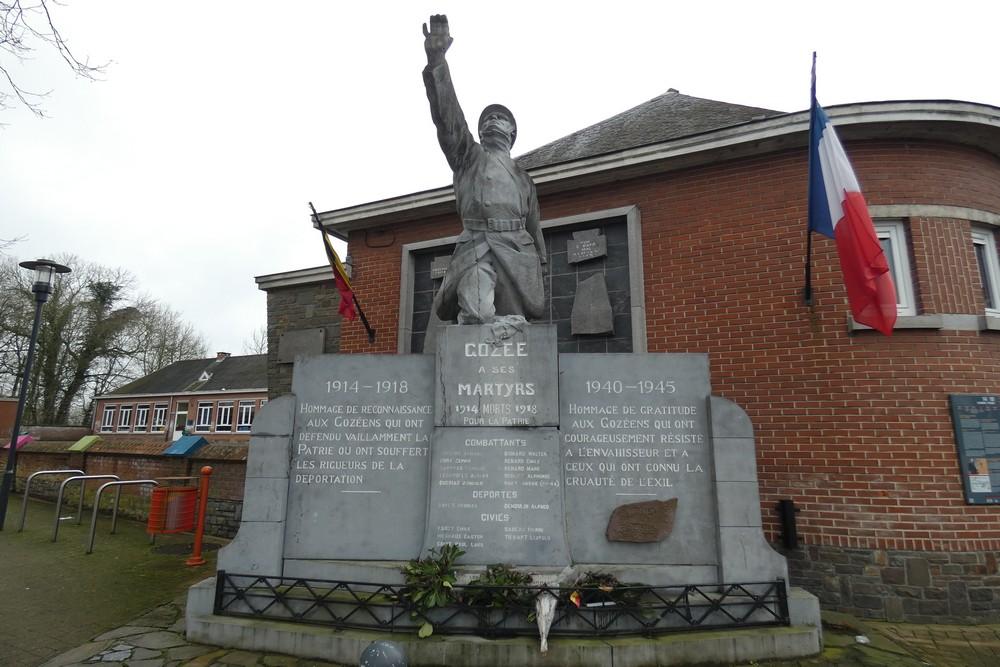 War Memorial Gozée