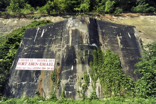 Fort Eben-Emael - Blok Kanal Nord