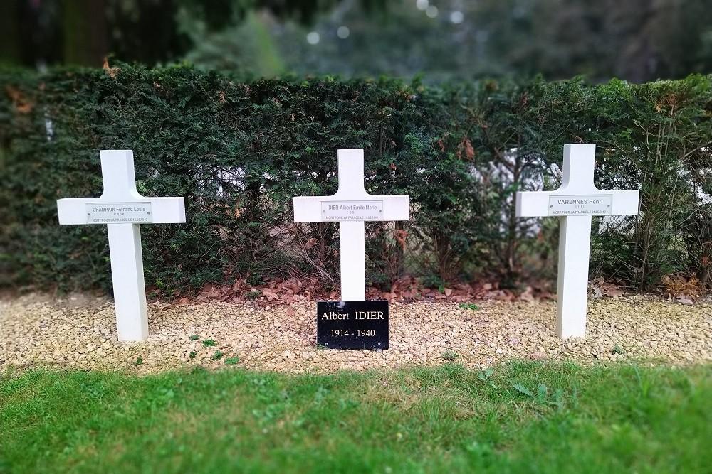 Franse Oorlogsgraven Schoonselhof