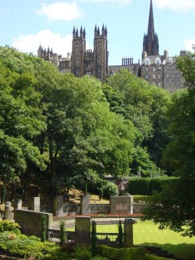 Royal Scots Memorial