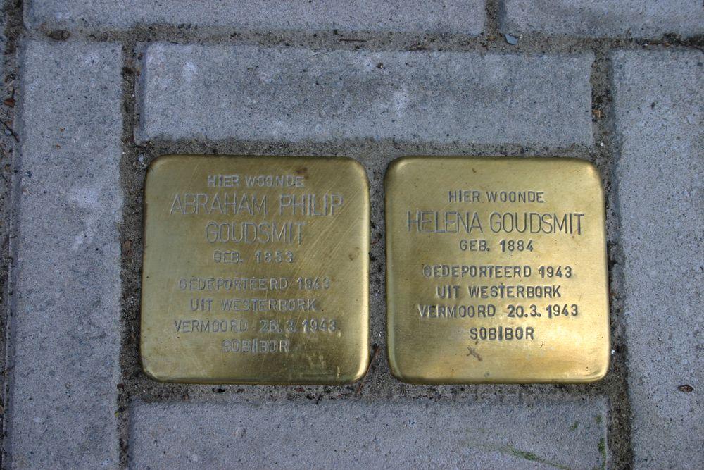 Stumbling Stones Jozef Israëlsstraat 24