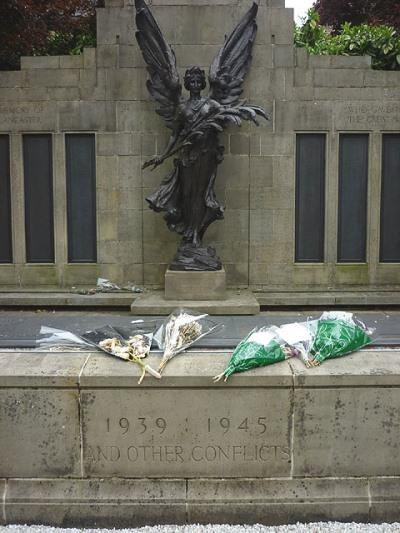War Memorial Lancaster