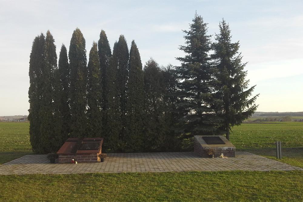 Poolse Oorlogsbegraafplaats Wolica Sniatycka