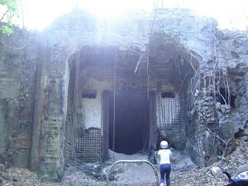 Japanese Storage Bunker