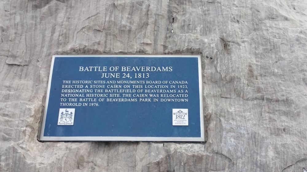Memorial Battle of Beaver Dams