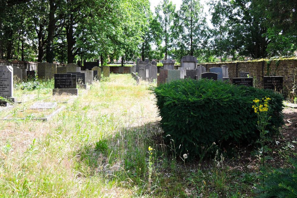 Joodse Oorlogsgraven Venlo