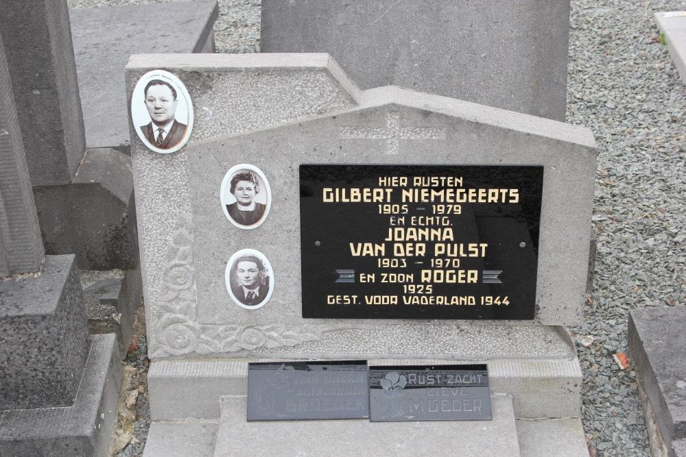 Belgian War Grave Grotenberge