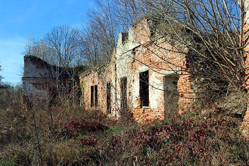 Fortres Brest - Remains Former Military Hospital