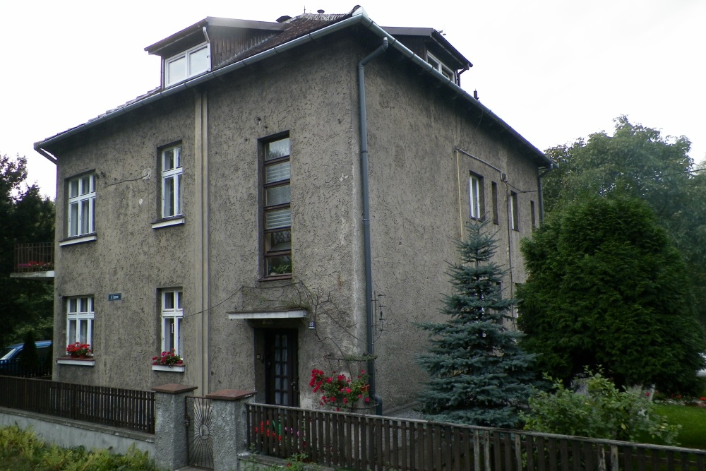 House Rudolf Höss Auschwitz
