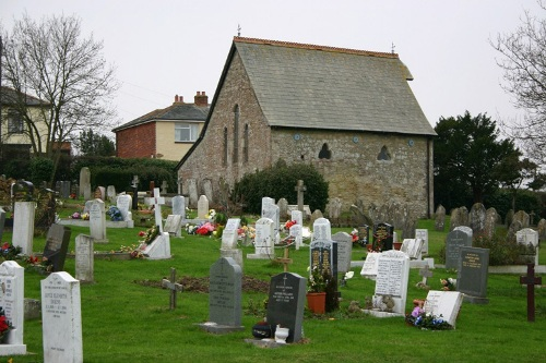 Commonwealth War Graves Binstead Cemetery