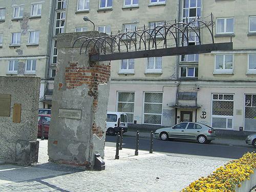 Restant Pawiak Gevangenis