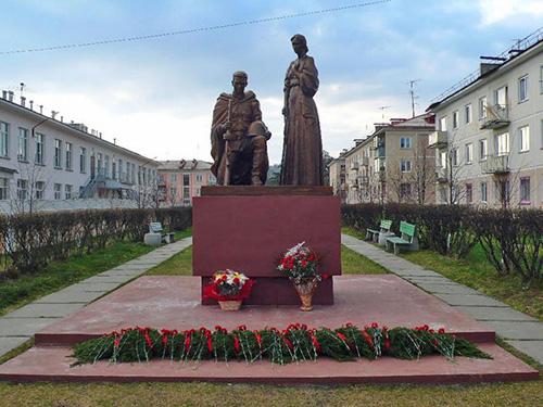 Oorlogsmonument Podgornyy