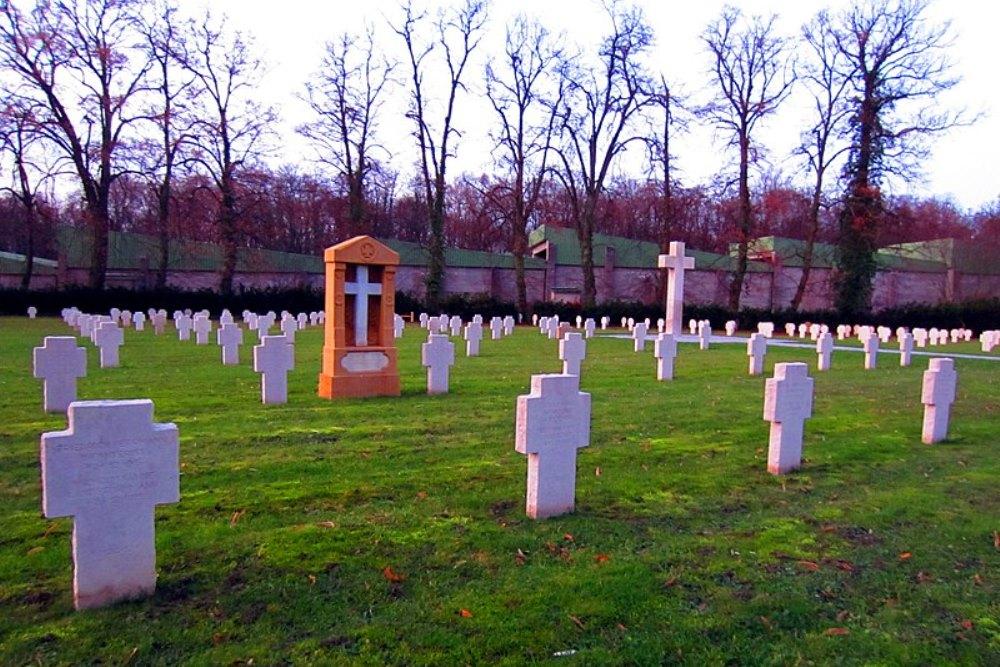 Franco-German War Cemetery Chambière