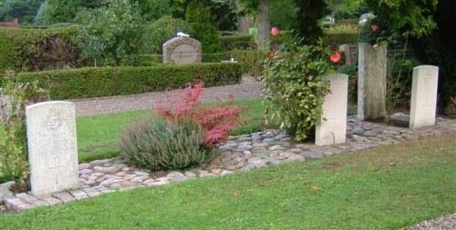 Commonwealth War Graves Korsor