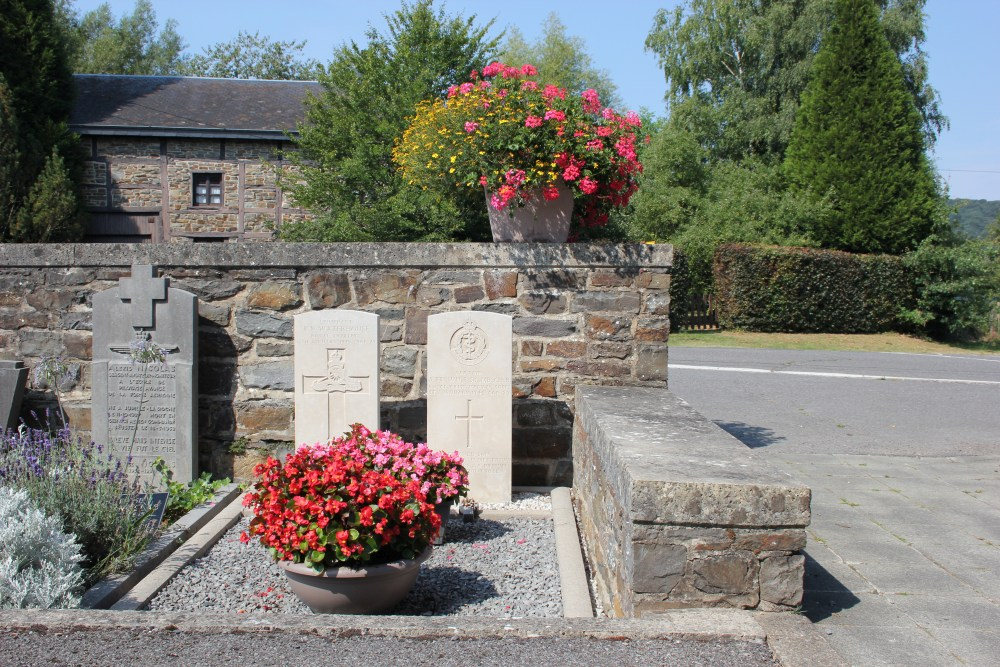 Commonwealth War Graves Jupille