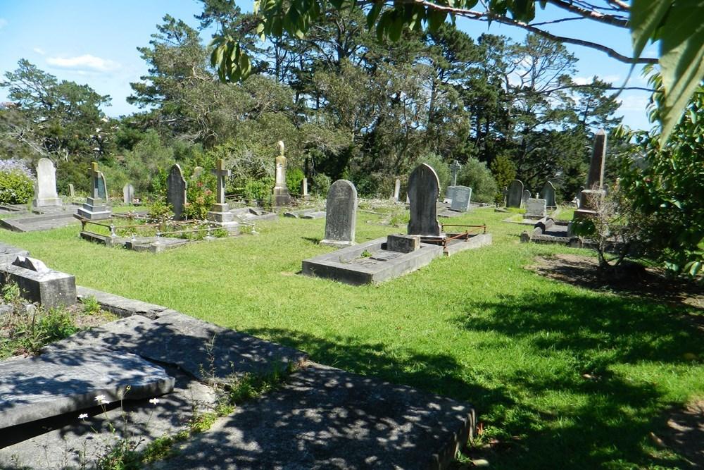 Oorlogsgraven van het Gemenebest Birkenhead Anglican Cemetery