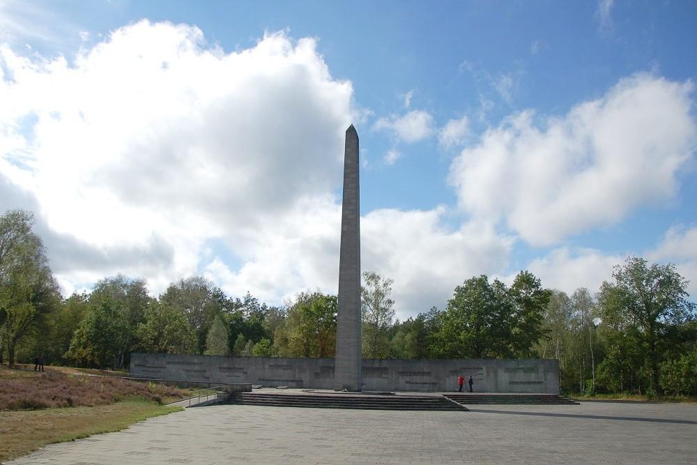 Central Memorial Concentration Camp Bergen-Belsen