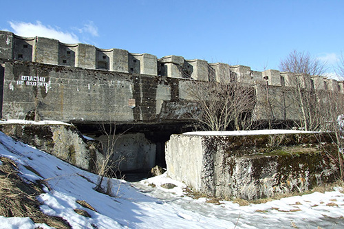 Fortress Hrodna - Fort II
