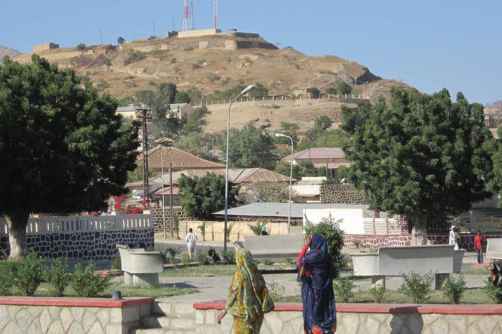 Tigu Fort