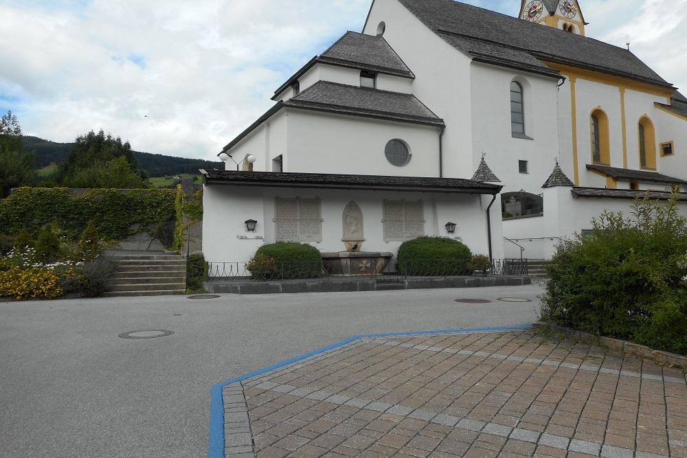 War Memorial Kirchberg in Tirol