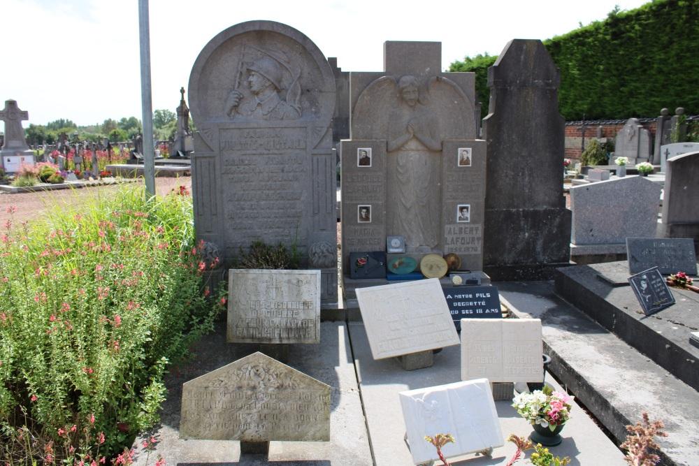 Belgian War Graves Wiers