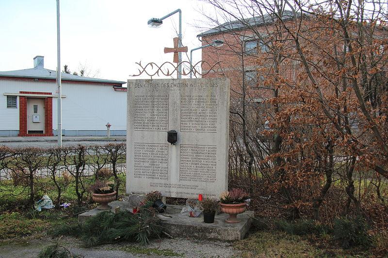 Monument Tweede Wereldoorlog Herz Mariä Kirche