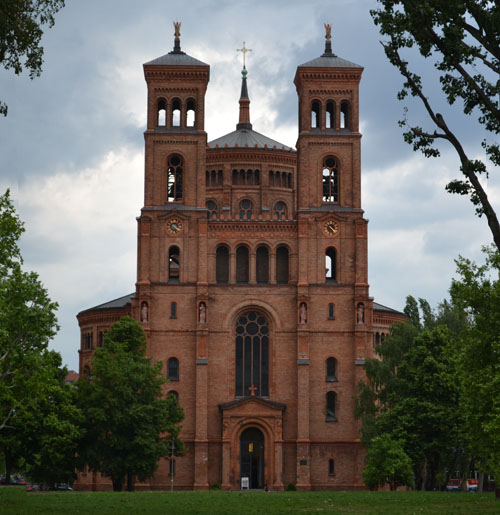 St. Thomas Kirche
