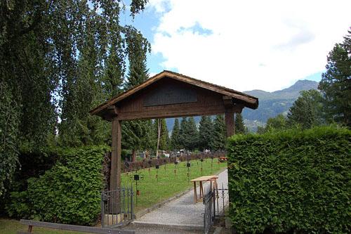 Oostenrijks-Duitse Oorlogsbegraafplaats Lienz