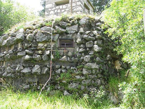 Alpenmuur - Italiaanse Bunker
