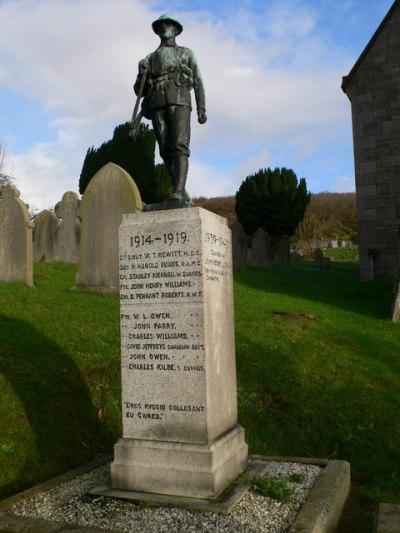 War Memorial Bodfari