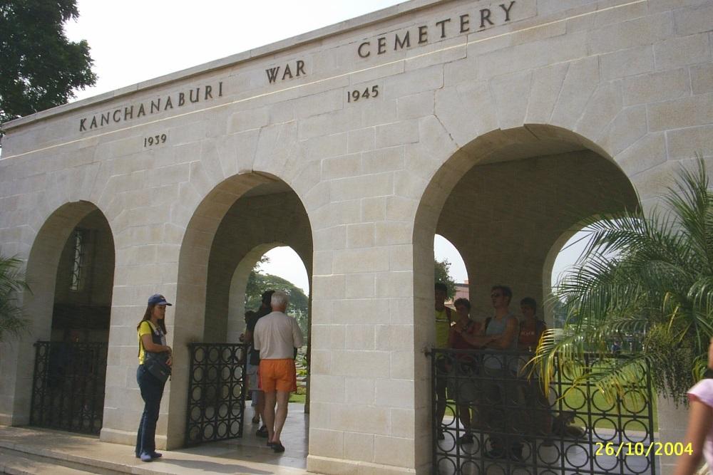 Commonwealth War Cemetery Kanchanaburi