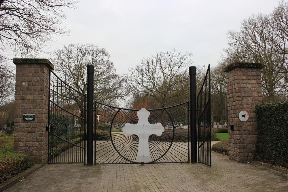 Gemeentelijke Begraafplaats Beverlo