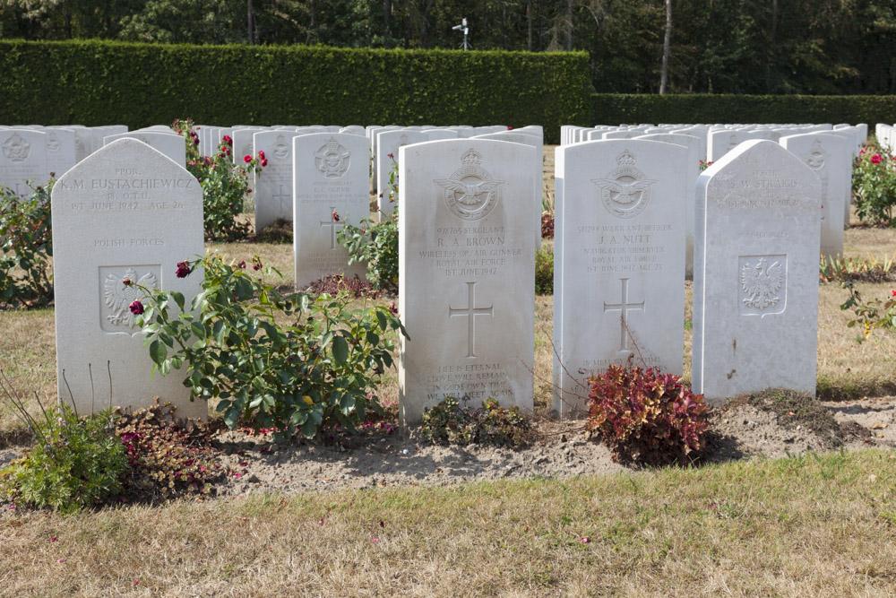 Polish War GravesCommonwealth War Cemetery Rheinberg