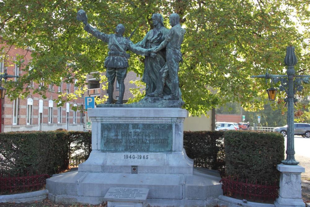 War Memorial Lessines