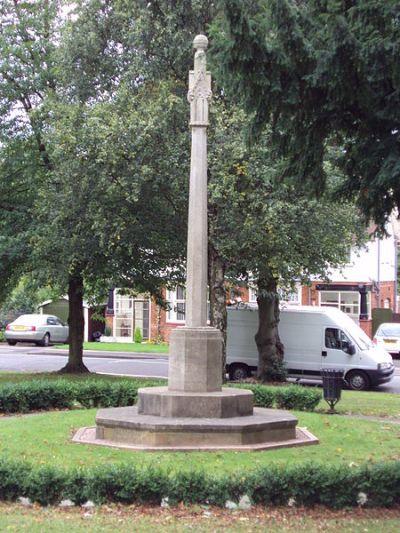 War Memorial Bournville