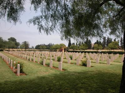 Commonwealth War Graves El Alia