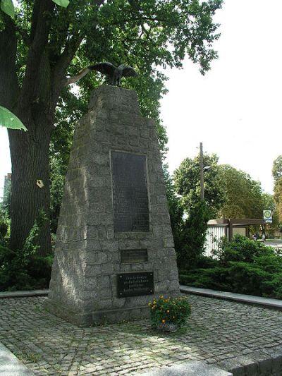 War Memorial Alt Zauche