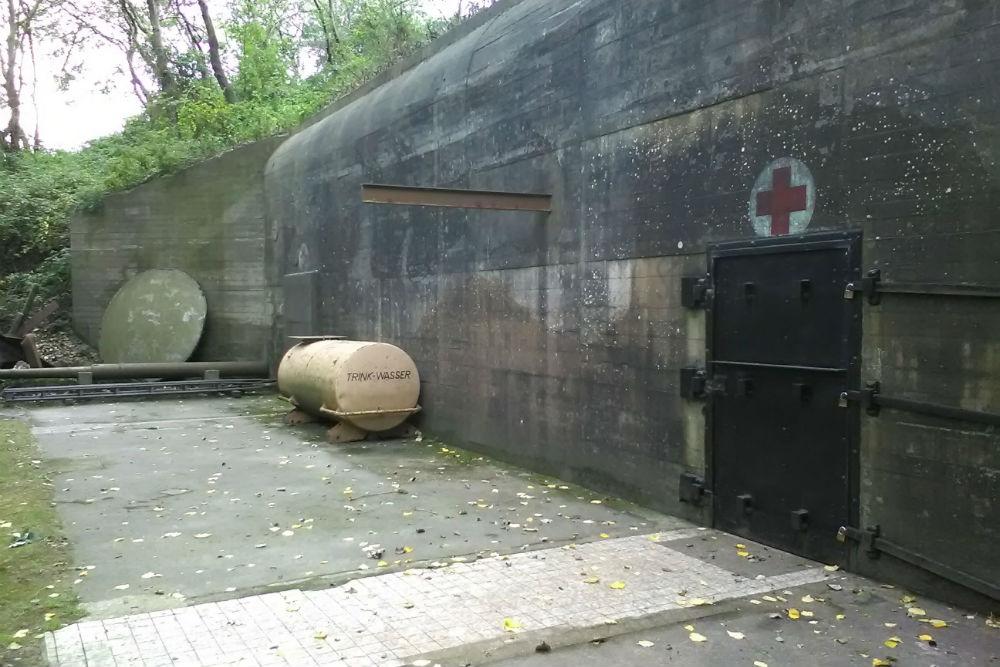 Stützpunkt Fidelio - Bunkertype M 159 Dishoek