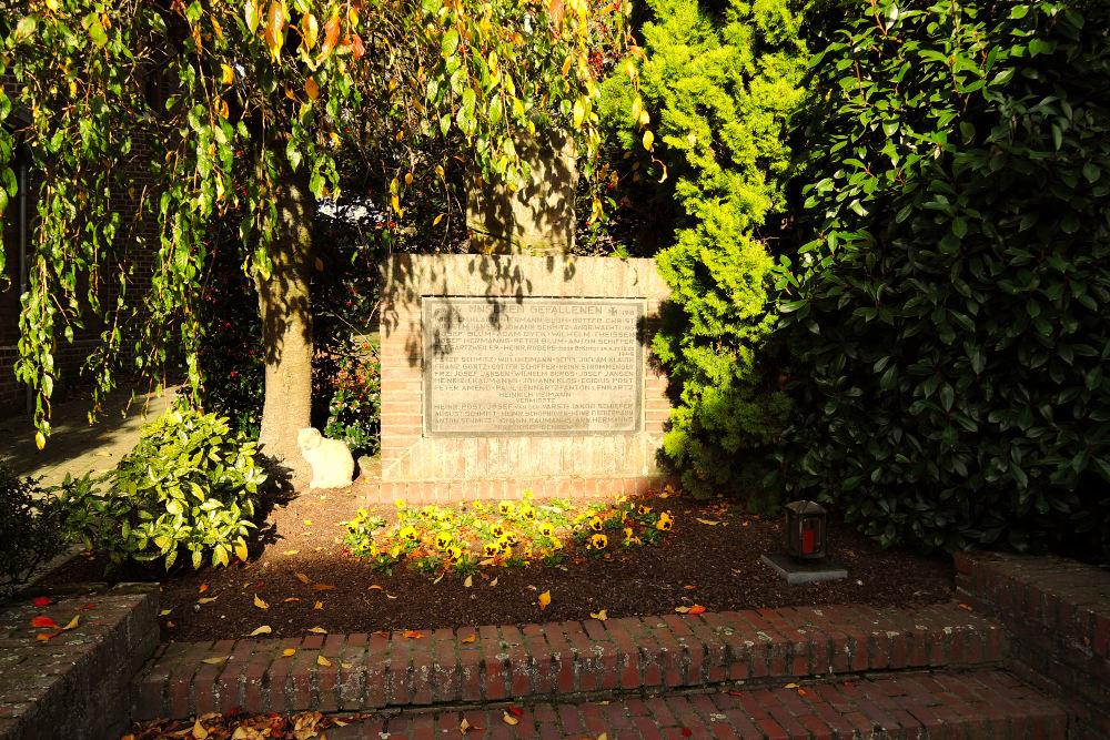 Memorial Kuckum