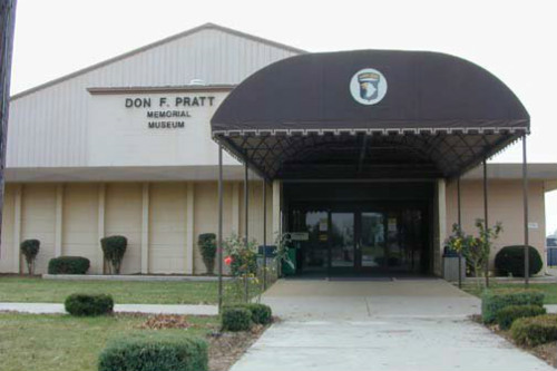 Don F. Pratt Museum