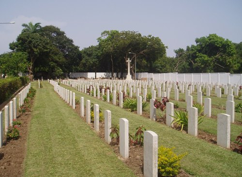 Commonwealth War Cemetery Christiansborg