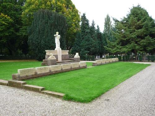 Dutch War Graves Third General Cemetery Tolsteeg