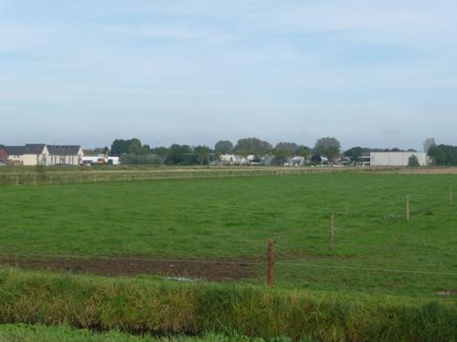 Crash Location Messerschmitt BF109 2./JG 27