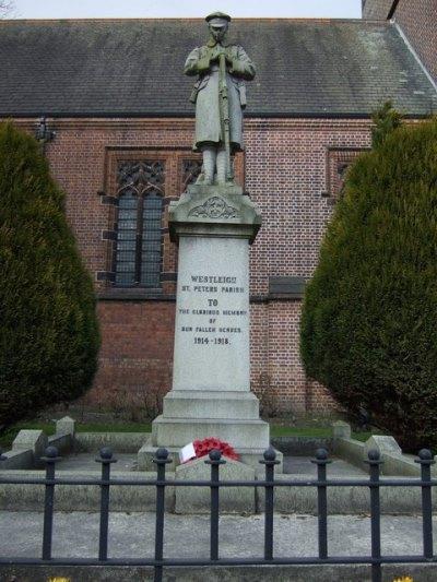 War Memorial St. Peter Church
