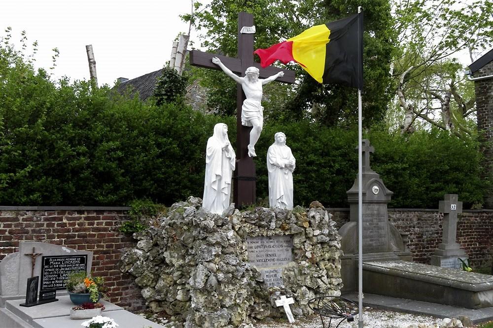 Monument Begraafplaats Saint-Jean-Baptiste Kerk